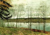 Левитан Осень