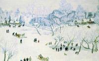 Юон Волшебница-Зима