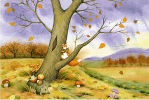 уроки по теме осень