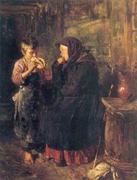 В. Е. Маковский Свидание