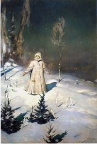 В. М. Васнецов Снегурочка