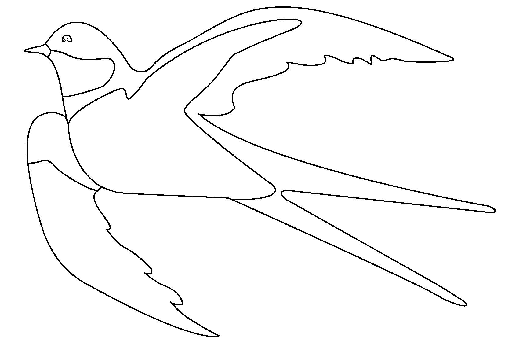 Перелетные птицы своими руками фото 75