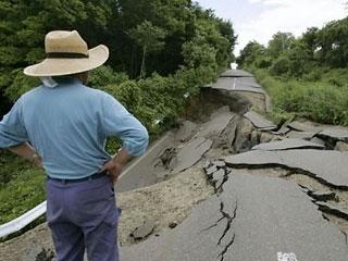 Почему происходят землетрясения