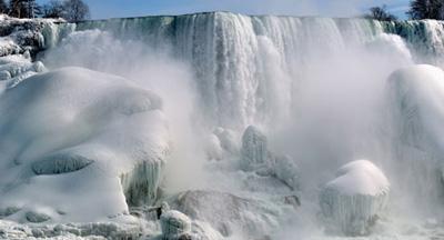 Канада зимой