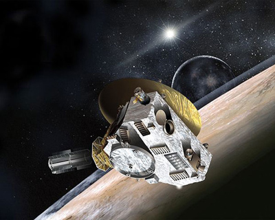 Обама подписал указ, предписывающий населению готовиться к изменениям космической погоды 'Space Weather Events' New_Horizons