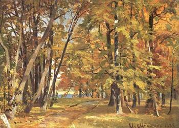 Шишкин Ранняя осень