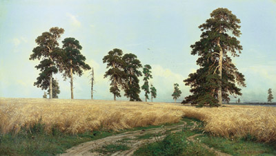 готовые сочинения художника шишкина сосновый лес