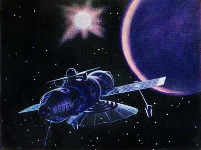 Programa Venera: Las misiones soviéticas a Venus Venera-7_1