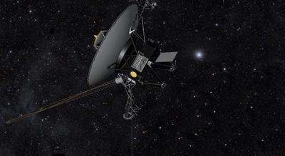 космический аппарат Вояджер-1