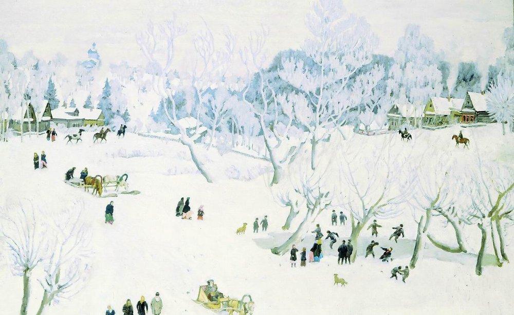 сочинение волшебница зима как пишется