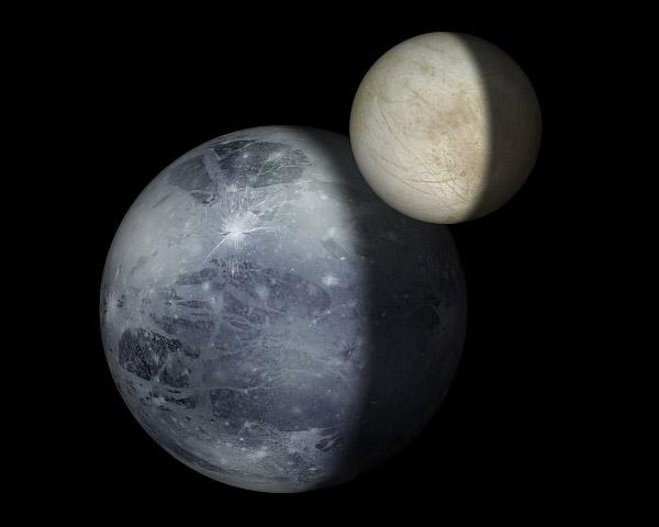 Картинки по запросу Плутон со спутником Хароном