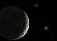 карликовые планеты Солнечной системы