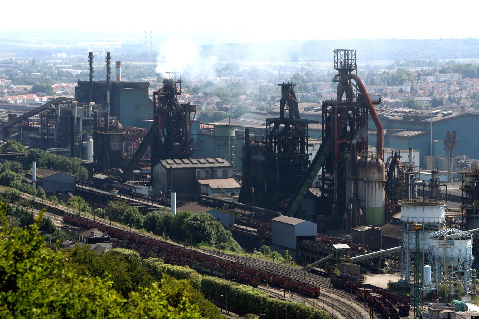 Промышленность заводы и сельское хозяйство