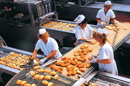 От в пищевой промышленности