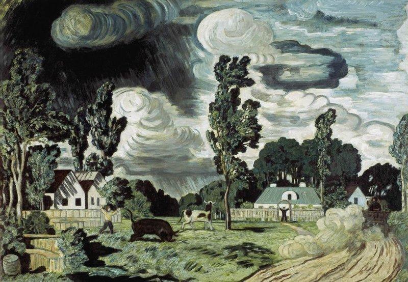 Сочинение: описание картины Н. П ...: сезоны-года.рф/сочинение ветреный...