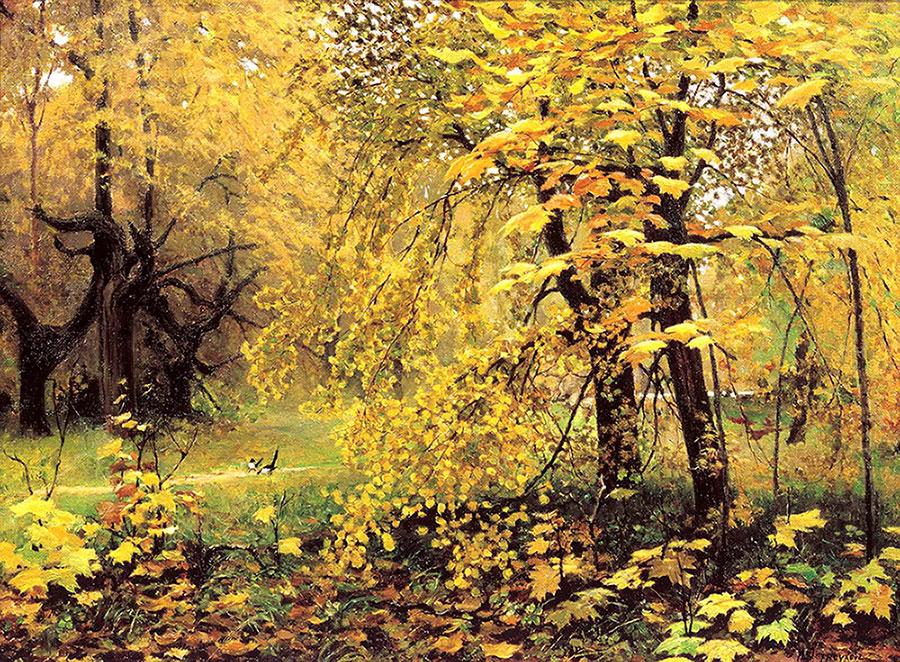 Сочинение: описание картины И. С ...: сезоны-года.рф/сочинение Остроухов...