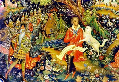 добро и зло в сказках пушкина сочинение