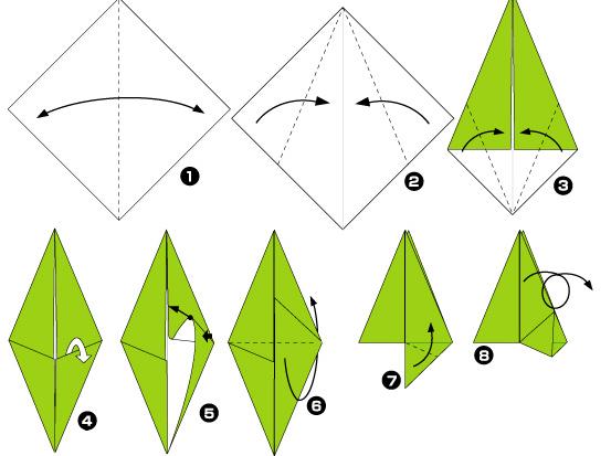 Оригами что это такое 1 класс