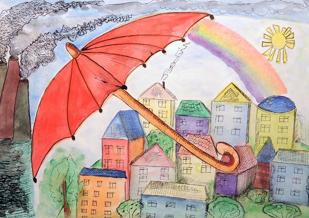 Конкурс детского рисунка по экологии