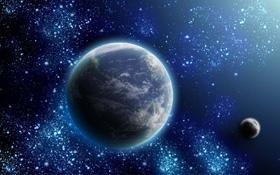 Планеты и звёзды