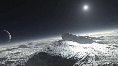 Атмосфера планеты Плутон