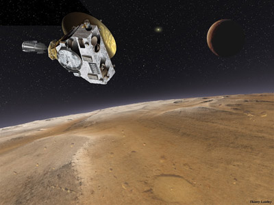 Изучение планеты Плутон