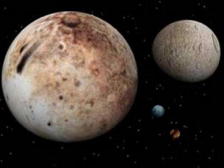 Далёкая загадка Плутона