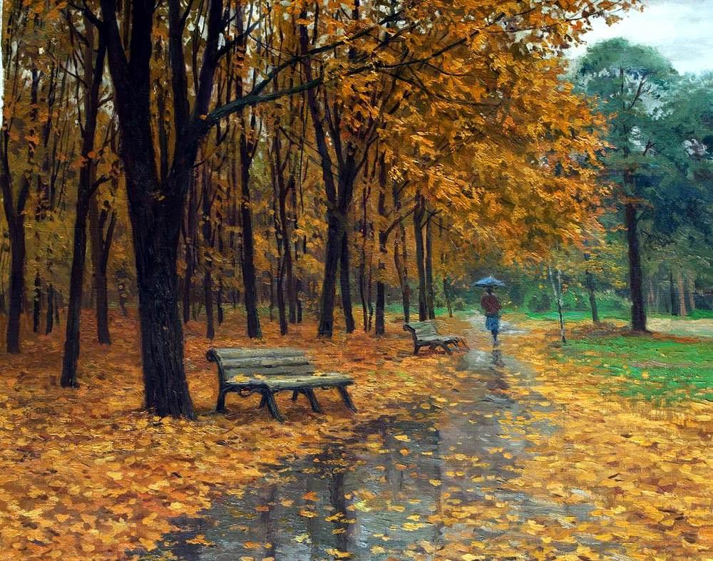 Осень золотая  Красивые фото осени  NatalyVlad Blog