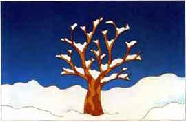 раскраски на тему зима