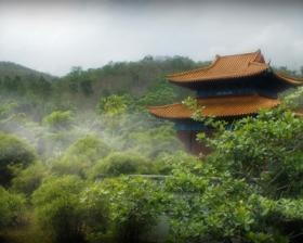 климат Китая
