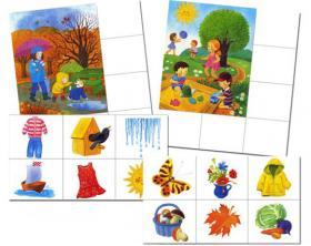 Загадки-раскраски для детей