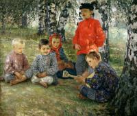 Н. П. Богдан-Бельский Виртуоз