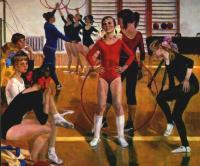 А. В. Сайкина Детская спортивная школа