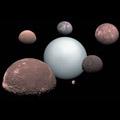 спутники Урана