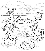 загадка про лето