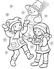 загадка про зиму