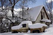 зимние природные явления