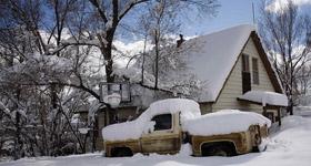 зимние явления природы
