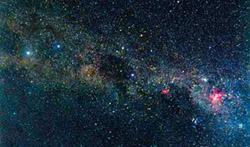 звезды и галактики