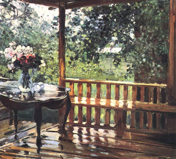 А. М. Герасимов После дождя