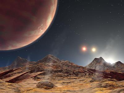 планеты других солнечных систем