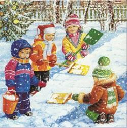 Картинки по запросу картинки на тему зима для детей