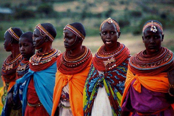 народы африки фото