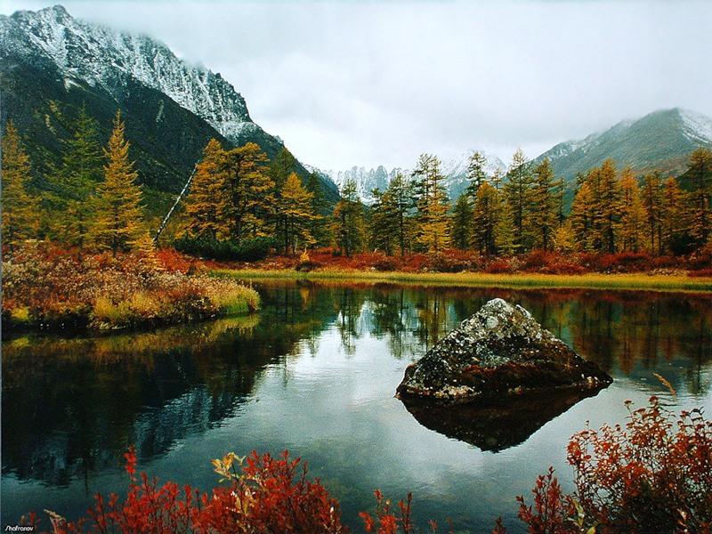 фото магадан природа
