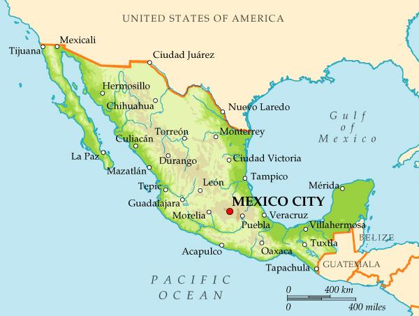 Доклад на тему мексика 1147