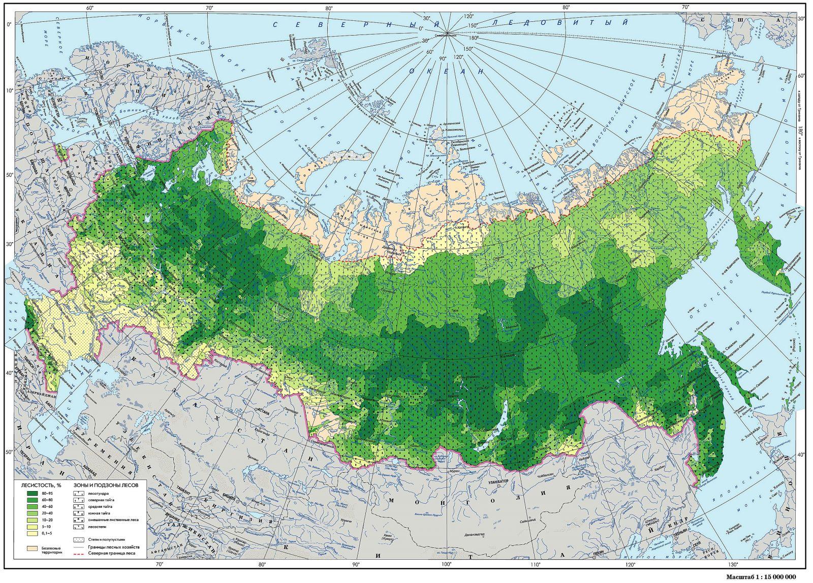 сколько процентов евразии занимают горы