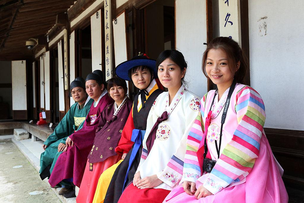 Традиции и обычаи кореи реферат 6955
