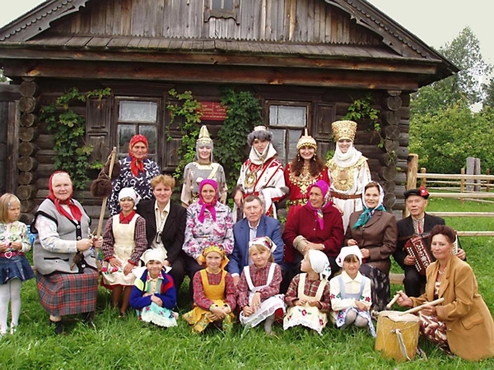 Доклад о народе россии чуваши 4032
