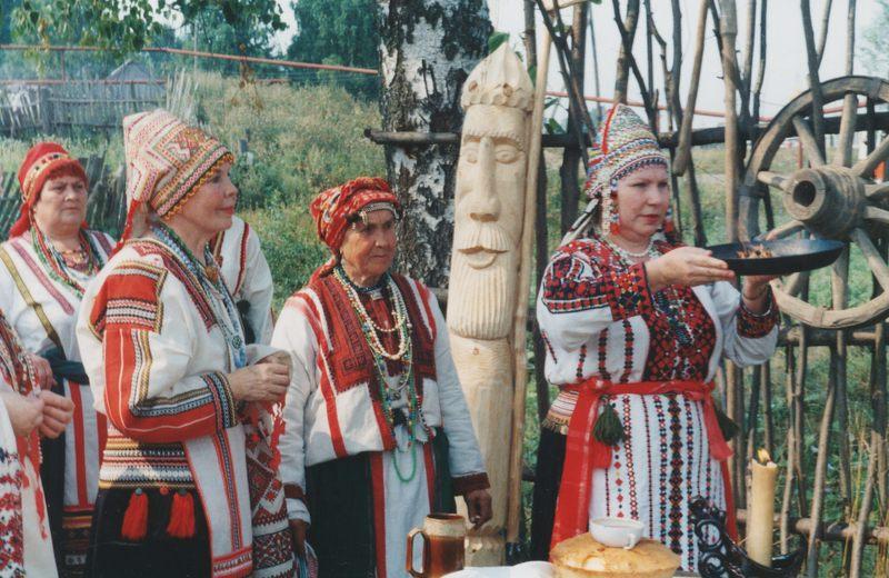 Реферат про народ мордва 7056