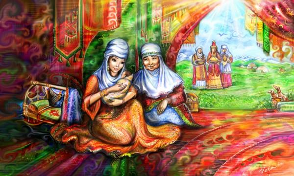 Традиции народов республики казахстан реферат 2059